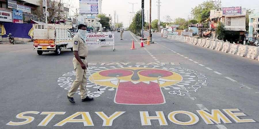 lockdown imposed in Amravati