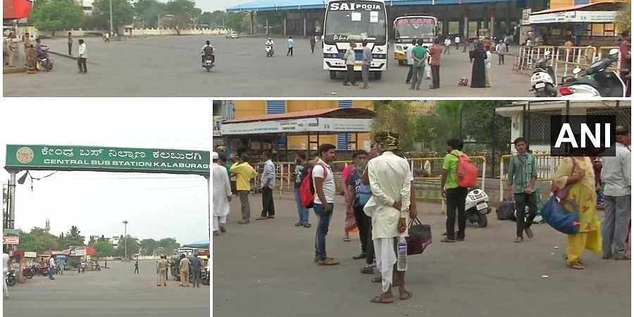 Bus strike enters second day in Karnataka