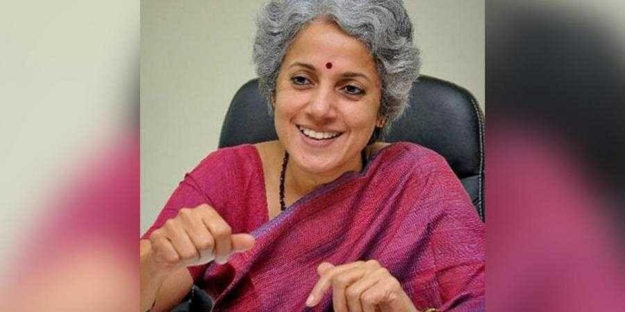 World Health Organisation's Chief Scientist Soumya Swaminathan (Photo | Twitter)
