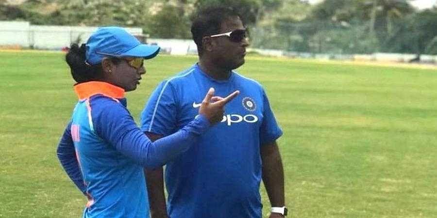 Ramesh Powar appointed head coach of Indian women's cricket team