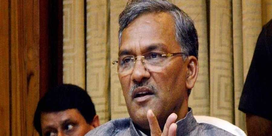 Former Uttarakhand CM Trivendra Singh Rawat