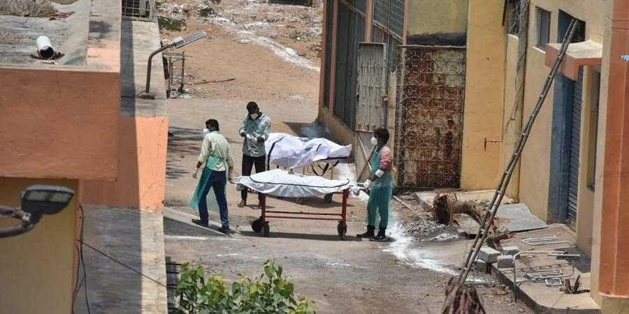 COVID victim's body goes missing from Thiruvananthapuram MCH mortuary