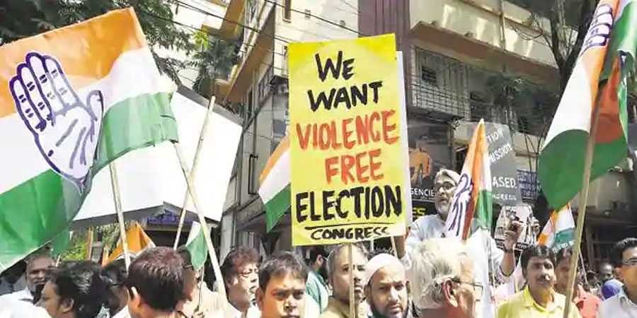 political violence in West Bengal