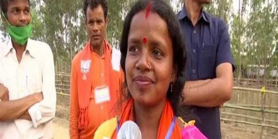Chandana Bauri